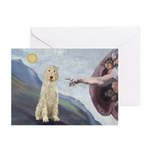 Creation / Ital Spinone Greeting Cards (Pk of 20)