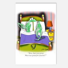 Love Cartoon 9395 Postcards (Package of 8)