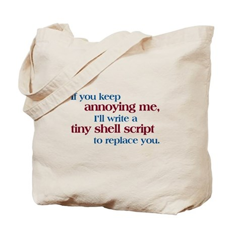 Annoying Me Tote Bag