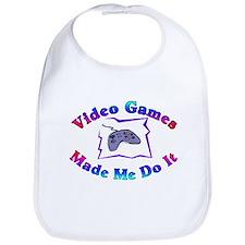 Blame The Game Bib