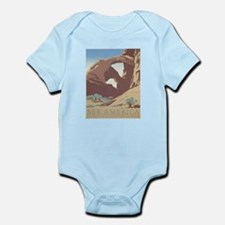See America - Arches N.P. Infant Bodysuit