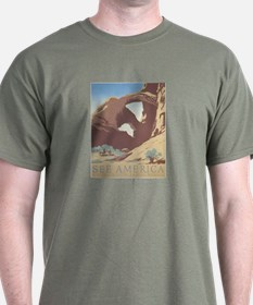 See America - Arches N.P. T-Shirt