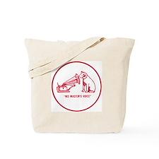 Nipper Victrola Tote Bag