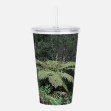Dandenong Ranges Rainf Acrylic Double-wall Tumbler