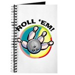 Roll 'Em Bowling Journal