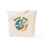 Roll 'Em Bowling Tote Bag