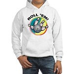 Roll 'Em Bowling Hooded Sweatshirt