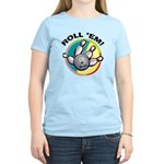 Roll 'Em Bowling Women's Light T-Shirt