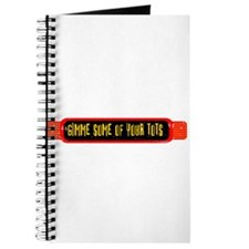 Gimme Some of Your Tots Journal
