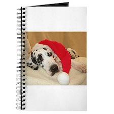 NH Santa's Hat2 Journal