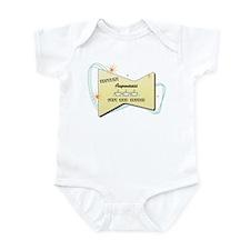 Instant Acupuncturist Infant Bodysuit