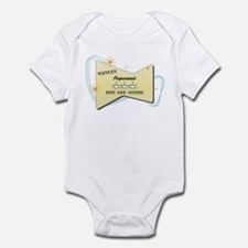 Instant Acupuncturist Infant Bodysuit