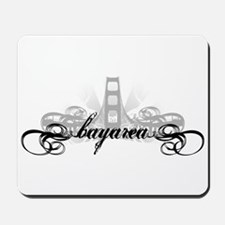 Bay Area Bridge Mousepad