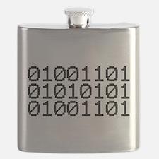 BINARY MUM Flask