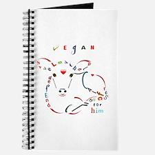 Calf Typography Journal