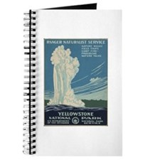 Yellowstone N.P. Journal
