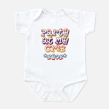 bring your own bottle Infant Bodysuit