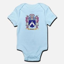 Robey Coat of Arms - Family Crest Body Suit