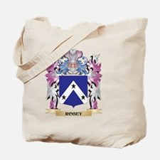 Robey Coat of Arms - Family Crest Tote Bag