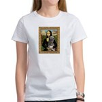 Mona / Irish Wolf Women's T-Shirt