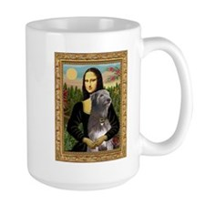Mona / Irish Wolf Mug