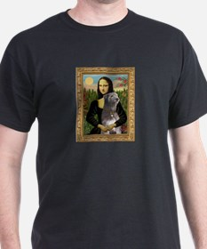 Mona / Irish Wolf T-Shirt