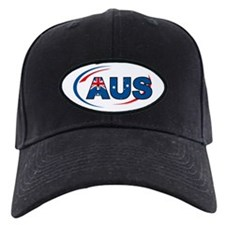 Country Code Australia Baseball Hat