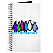 Be Different Penguins Journal