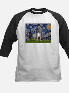 Starry/Irish Wolfhound Tee