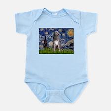 Starry/Irish Wolfhound Infant Bodysuit