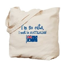 So Cute Australian Tote Bag