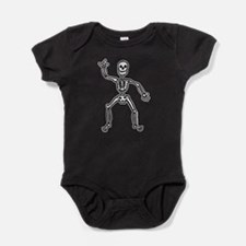 Funny Trick or treats Baby Bodysuit