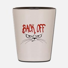 Cute Back Shot Glass