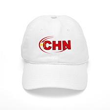 Country Code China Baseball Cap