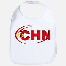 Country Code China Bib