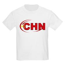 Country Code China T-Shirt