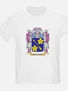 Rodarte Coat of Arms - Family Crest T-Shirt