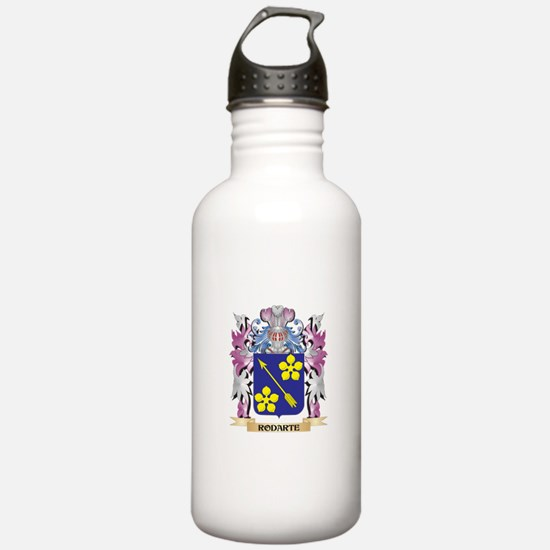 Rodarte Coat of Arms - Water Bottle