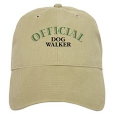 Dog Walker Baseball Cap
