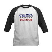 CIERRA for dictator Tee