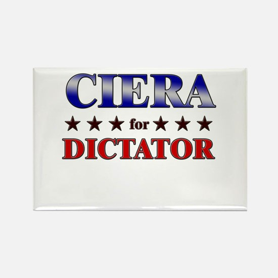 CIERA for dictator Rectangle Magnet