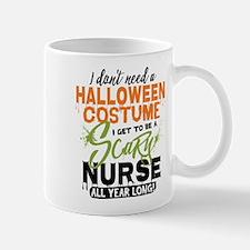 Nurse Halloween Mug