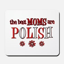 Polish Moms Mousepad