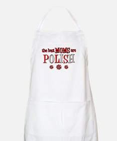 Polish Moms BBQ Apron