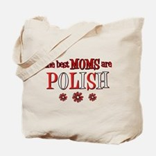 Polish Moms Tote Bag