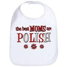 Polish Moms Bib