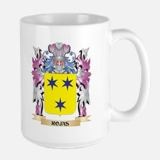 Rojas Coat of Arms - Family Crest Mugs