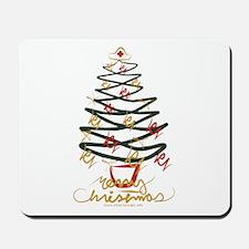 RN Merry Christmas! Mousepad