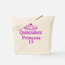 Cute Quinceanera Tote Bag