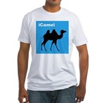 iCamel Fitted T-Shirt